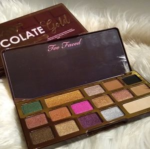 🎈Too Faced Chocolate Gold Palette
